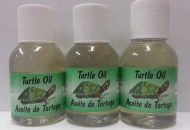 Óleo de tartaruga