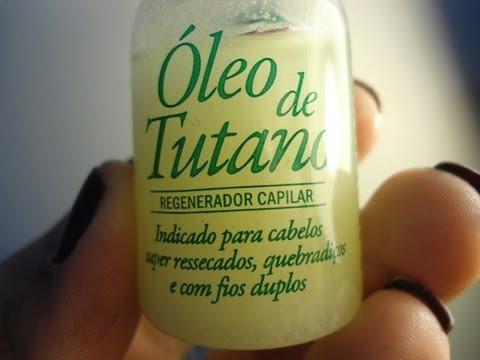 Óleo de tutano